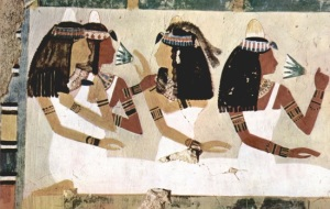 Egyptian ladies